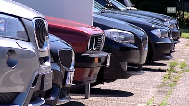 Video «Konsumenten wollen Autos» abspielen