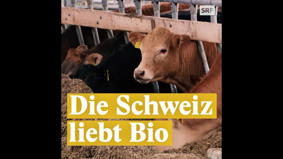 Aus dem Archiv: Die Schweiz liebt Bio