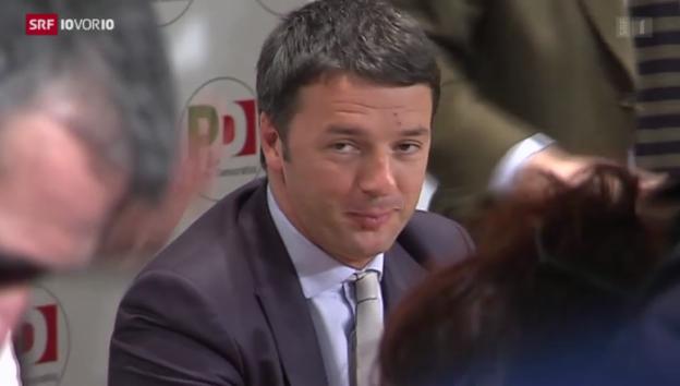 Video «Wer ist Matteo Renzi?» abspielen