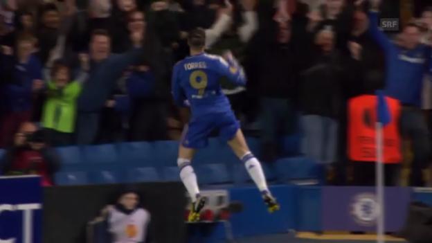 Video «Highlights Chelsea - Basel» abspielen