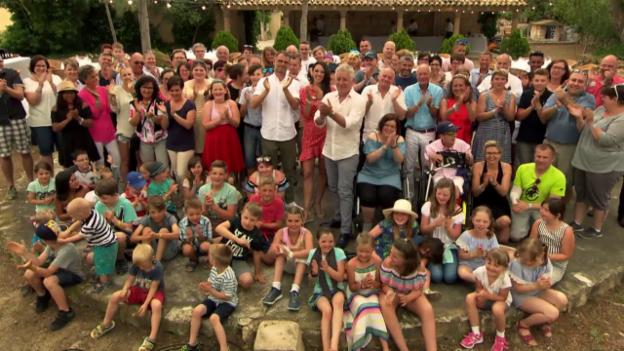 Video «Der «Happy Day»-Ferienflieger hebt wieder ab!» abspielen