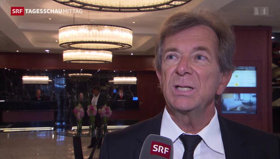 Ehemaliger Fifa-Pressesprecher im Interview