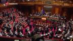 Video «Matteo Renzi verbietet seiner Partei Sondierungsgespräche» abspielen