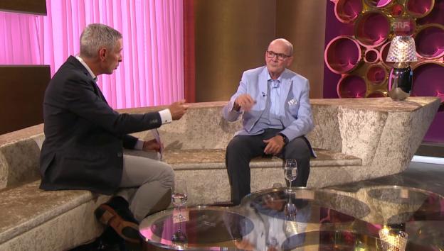 Video «Sepp Trütsch über sein Tumor-Leiden» abspielen
