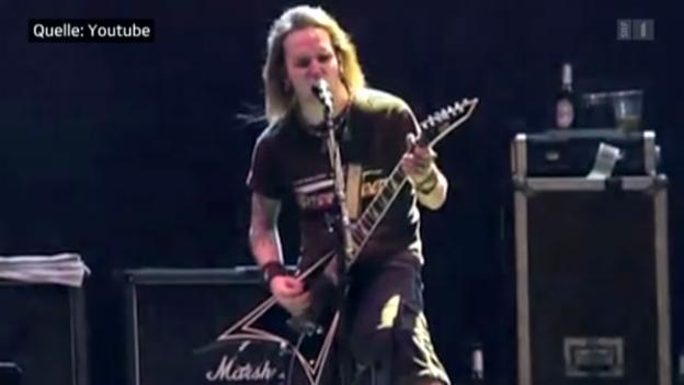 Video «Heavy Metal» abspielen