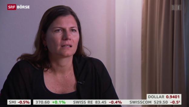 Video «SRF Börse vom 03.07.2015» abspielen