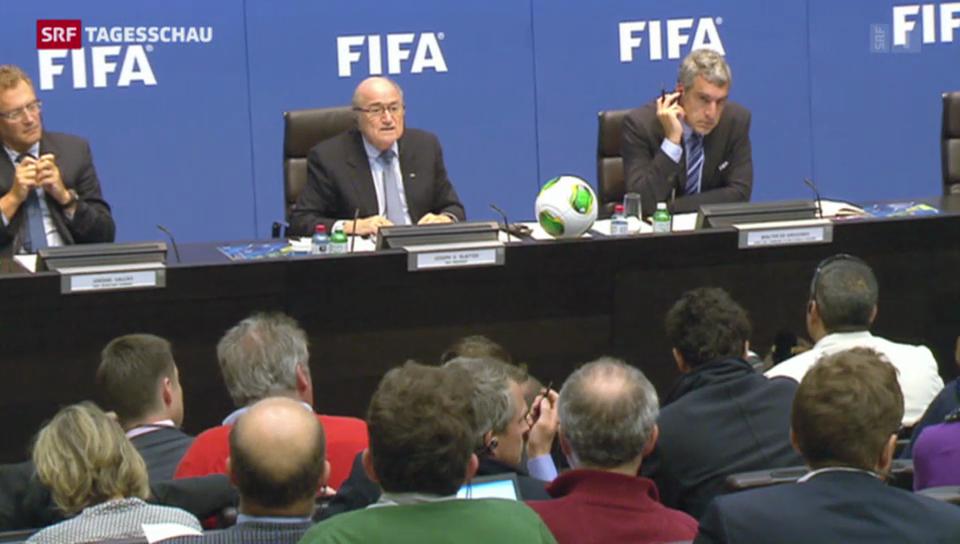 Termin der WM-Spiele bleibt unklar