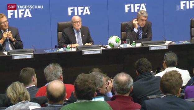 Video «Termin der WM-Spiele bleibt unklar» abspielen