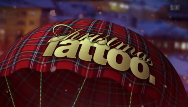 Video «Christmas Tattoo vom 24.10.2014» abspielen