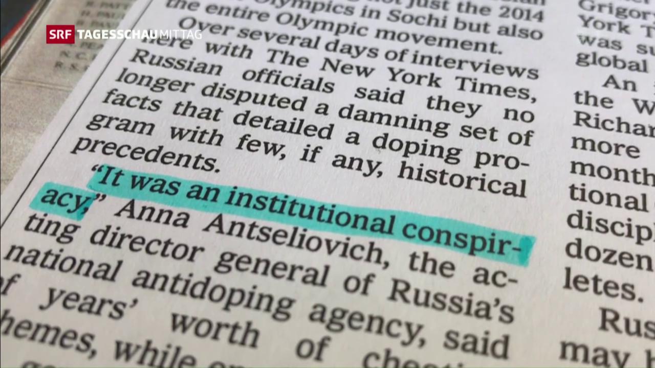 Geständnis entlastet Putin