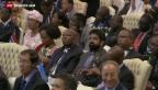 Video «Asien und Afrika wollen näher zusammenrücken» abspielen