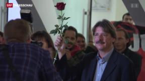 Video «SP stellt grösste Ständerats-Delegation ihrer Geschichte» abspielen