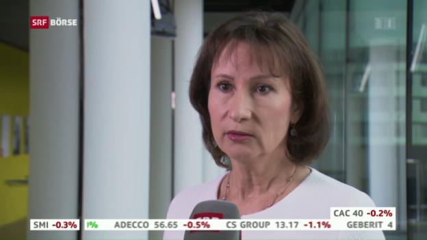 Video «SRF Börse vom 06.10.2016» abspielen