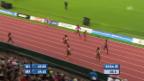 Video «400 m Frauen» abspielen