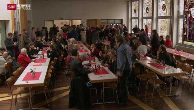 Video «Nach der Wahl-Schlappe im Baselbiet» abspielen