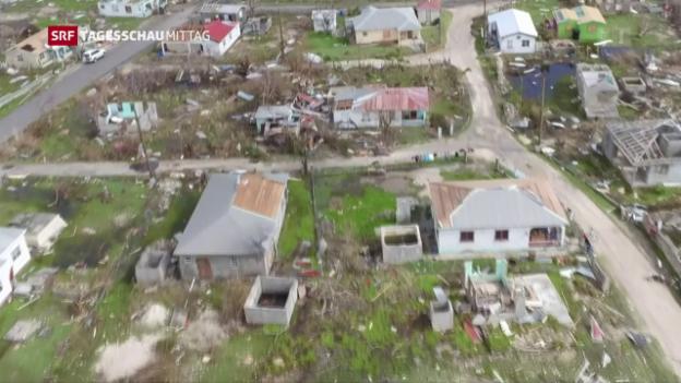 Video «Die Schäden sind enorm» abspielen