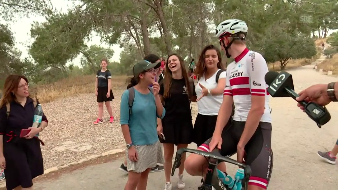 Grosse Vorfreude in Israel