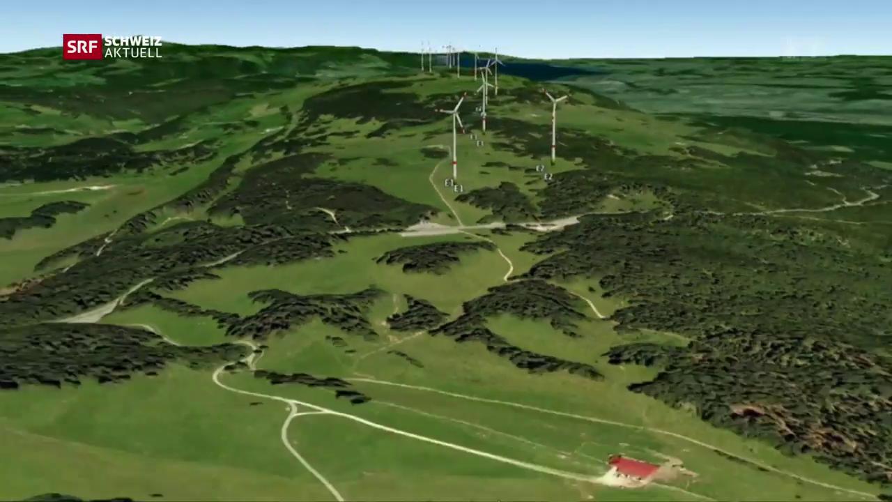 Widerstand gegen Windkraft