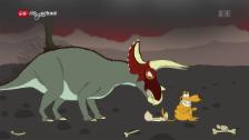 Link öffnet eine Lightbox. Video Ralph und die Dinosaurier: Triceratops (20/26) abspielen