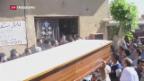 Video «In Ägypten sterben 28 christliche Kopten bei Anschlag» abspielen