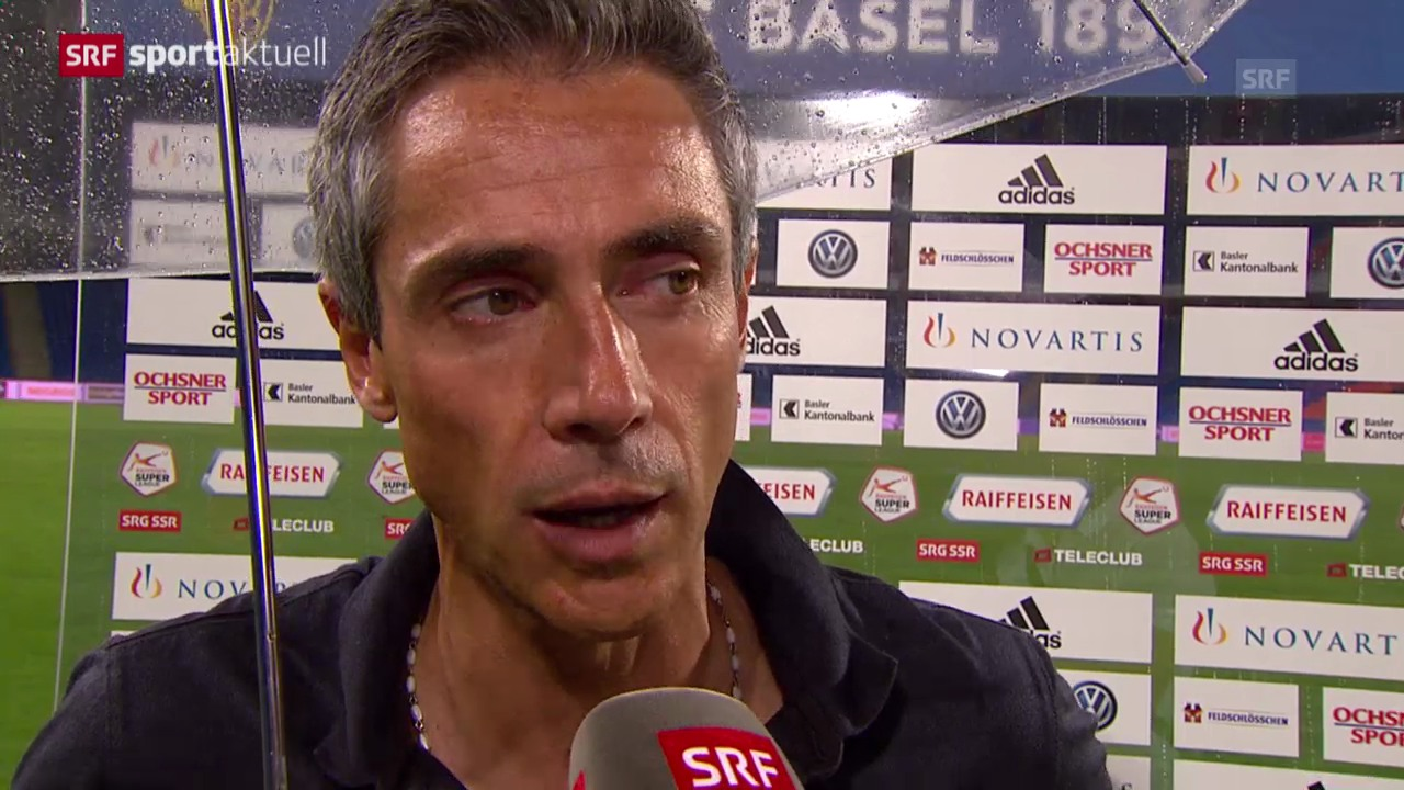 Fussball: Super League, Basel - Zürich, Stimmen zum Spiel