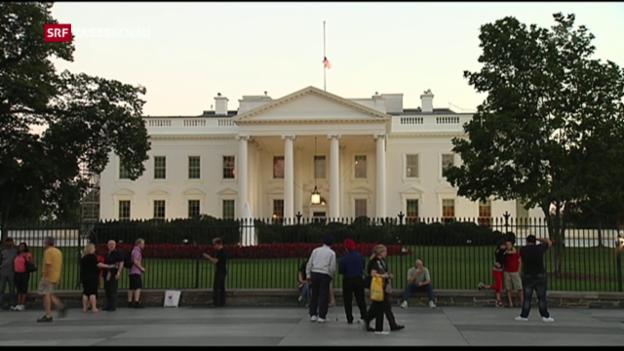 Video «Umzug im Weissen Haus» abspielen