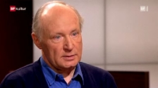 Video «Gibt es ein Jenseits? Der Theologe Eugen Drewermann im Gespräch mit Judith Hardegger» abspielen