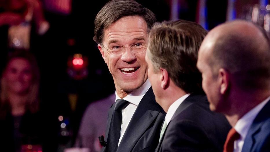 Premier Mark Rutte vor kniffliger Aufgabe