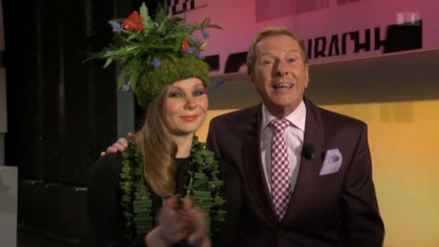 Video «Aeschbacher - Blumen für die Dame» abspielen