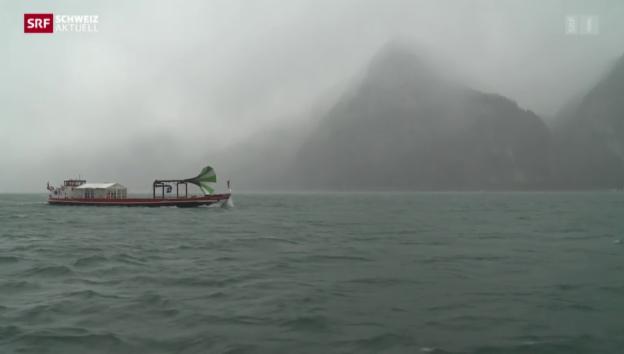Video «Schweiz aktuell vom 01.04.2015» abspielen