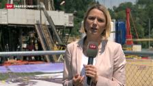 Video «SRF-Korrespondentin Engbersen über die Zukunft des Projekts» abspielen