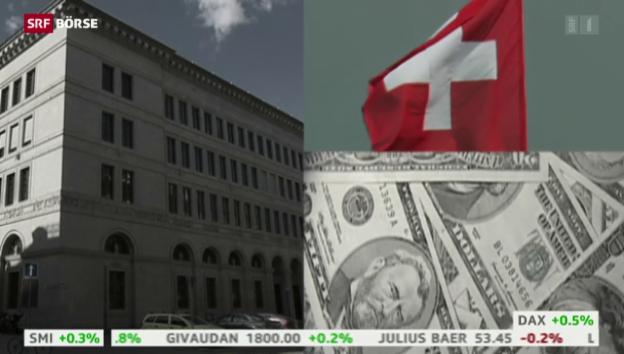 Video «SRF Börse vom 31.07.2015» abspielen