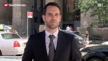 Video «SRF-Korrespondent Arthur Honegger: «Es ist kein Freispruch.»» abspielen