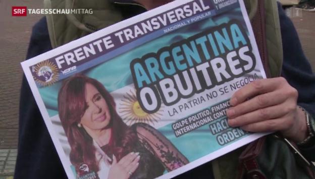 Video «Zahlungsunfähiges Argentinien» abspielen