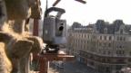 Video «Einzigartiges Überwachungssystem für Tunnelbaustelle» abspielen