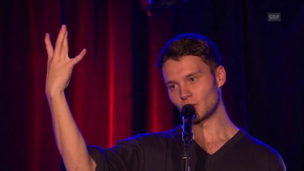 Video «Dominik Erhard» abspielen