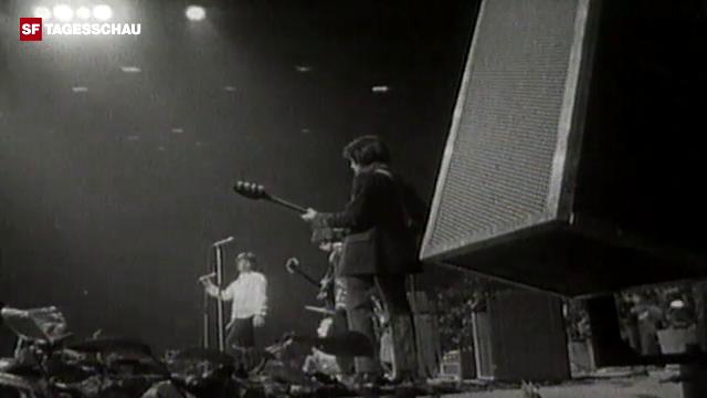 Rolling Stones sorgen für Probleme in Zürich (10vor10)