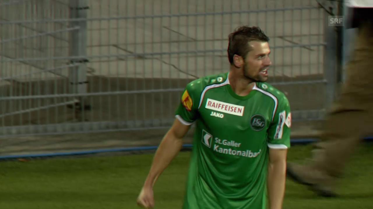 Fussball: Cup, Basel-St. Gallen, Saisonbilanz