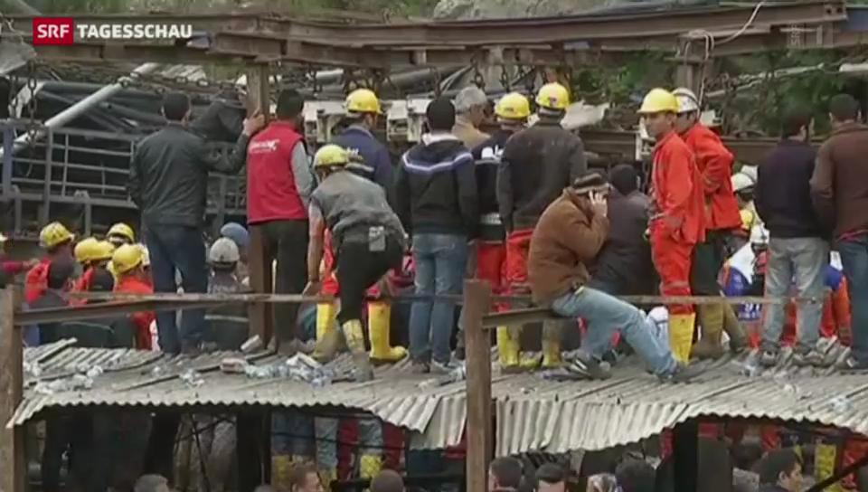Minenunglück Türkei: «schlimmer als erwartet»
