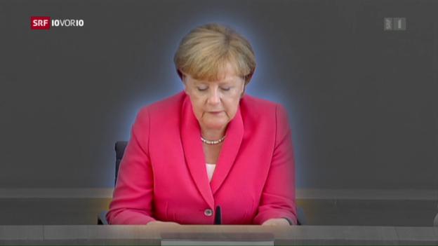 Video «10vor10 vom 05.09.2016» abspielen