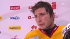 Video «Berger: «Diesmal waren wir die Glücklicheren»» abspielen