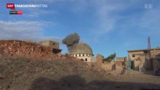 Video «Ringen um politische Lösung in Syrien» abspielen