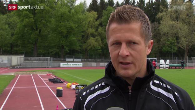 Video «Fussball: Rücktritt von Christoph Spycher» abspielen