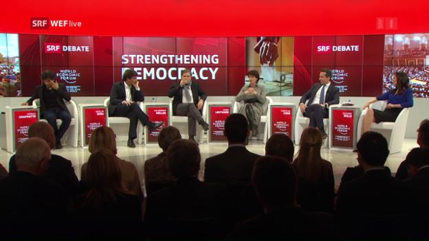 Video ««Die Demokratie ist komplex»» abspielen