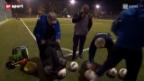 Video «Schweizer Cup: Porträt der Black Stars» abspielen