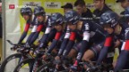 Video «Schweizer Rad-Team IAM zieht sich zurück» abspielen
