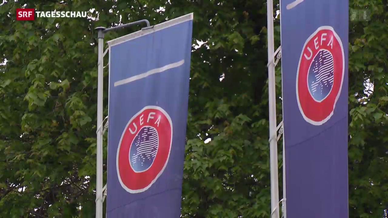 Uefa gegen Vorverurteilung Platinis
