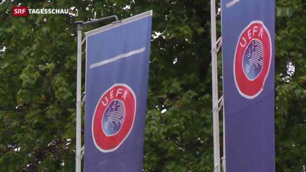 Video «Uefa gegen Vorverurteilung Platinis» abspielen