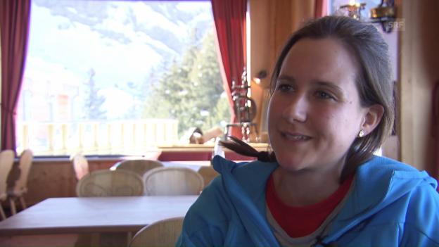 Video «Skifahren ist gesund» abspielen