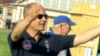 Video «Solar Impulse zurück in der Schweiz» abspielen